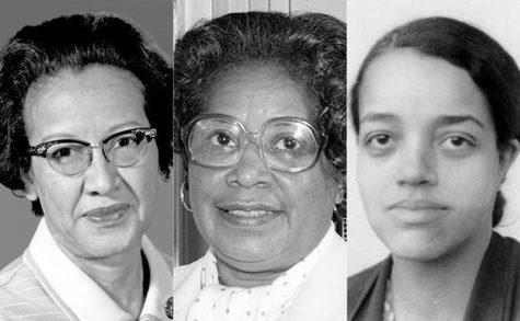 Katerine C. Johnson, Dorothy Vaughan, & Mary Jackson