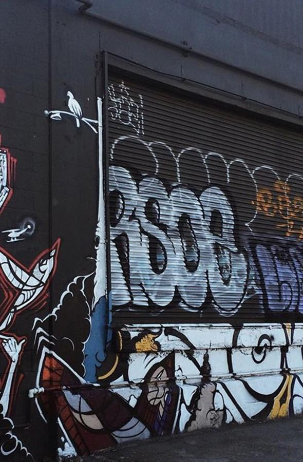 What is The Purpose of Graffiti? – The Cardinal
