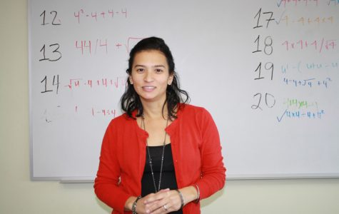 Hoover's Teacher of the Year