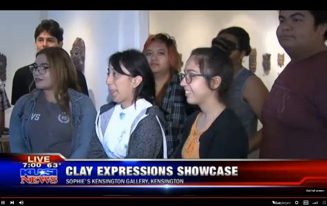 Clay Expressions at Kensington Gallery
