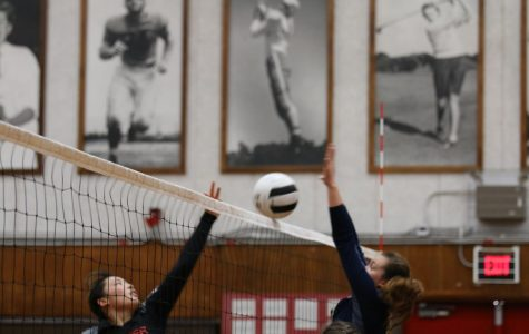 Girl's Volleyball Home Opener