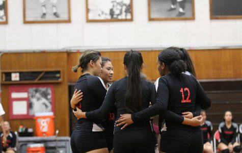 Girls' Volleyball Update