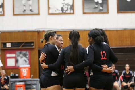 Girls' Volleyball Update