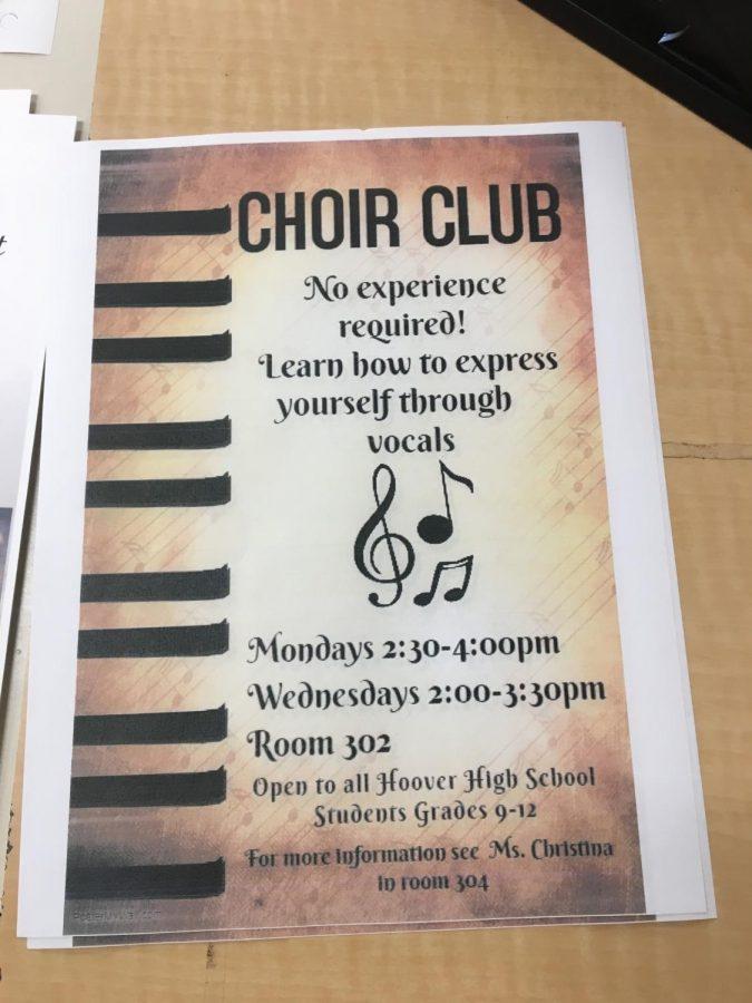 Choirs Back!