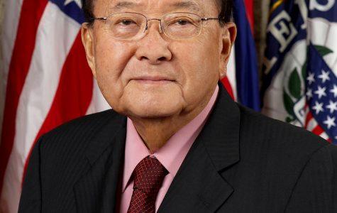 Senator Daniel K Inouye