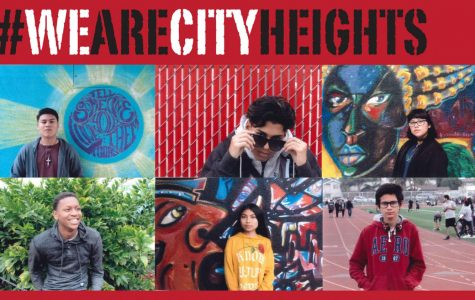 #WEARECITYHEIGHTS