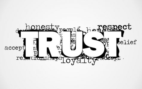 Trust is not any easy thing