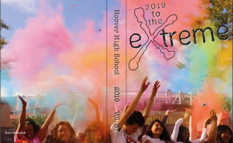 The 2019 yearbook is on its way!