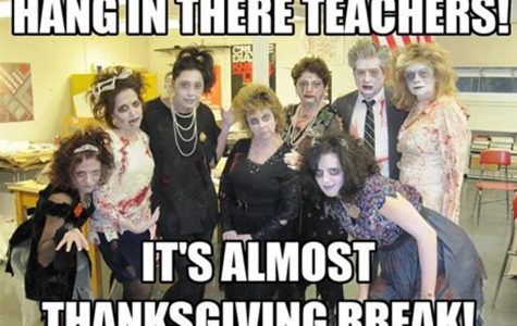 It's never to early to thank a teacher