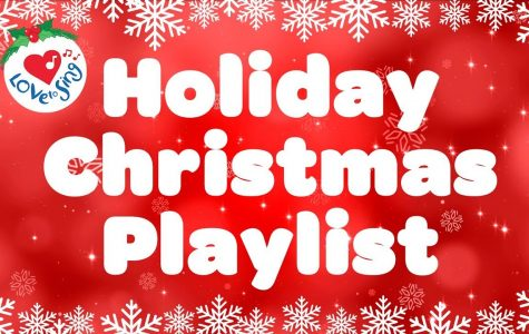 Holiday music to lift your spirits
