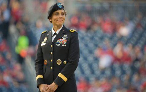 Lieutenant General Nadja West