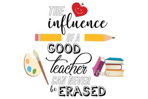 Teacher appreciation begins in the classroom