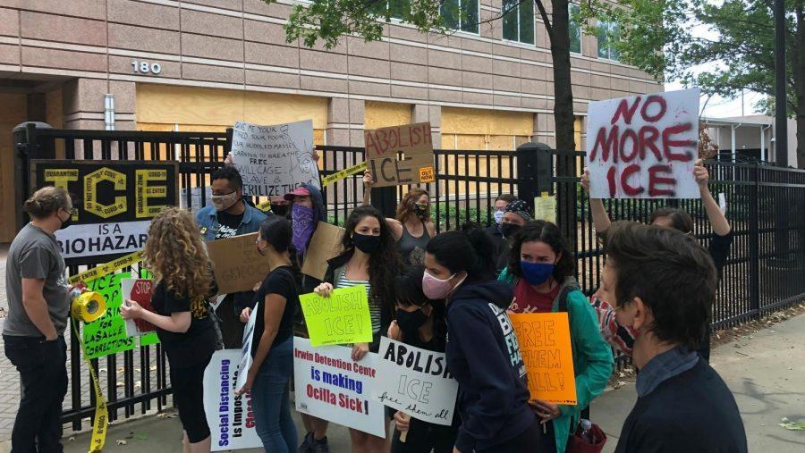 Immigrant women suffer under ICE