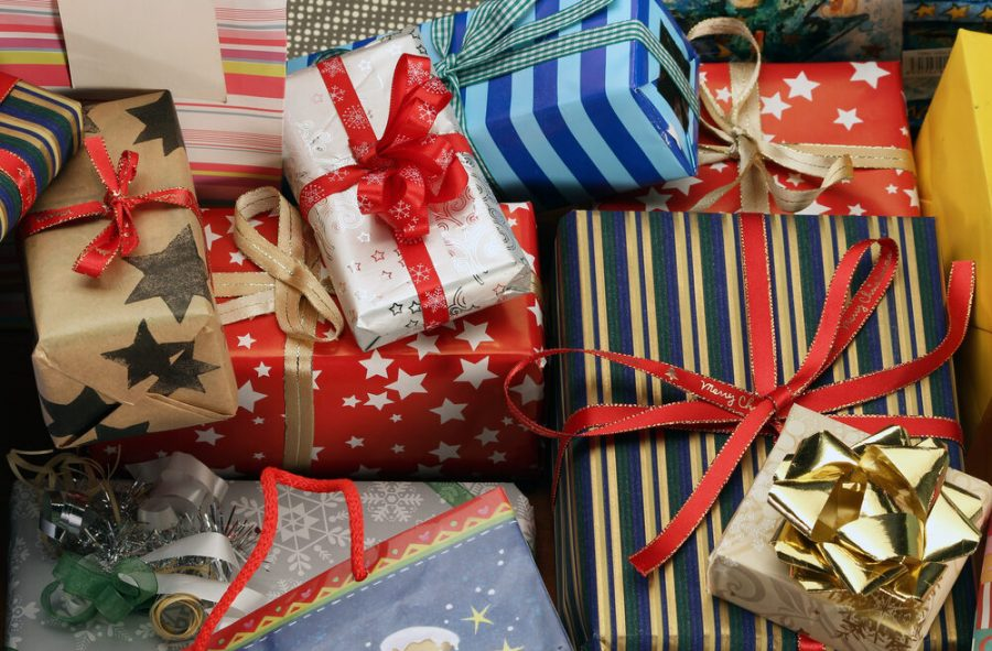 Holiday Gift List