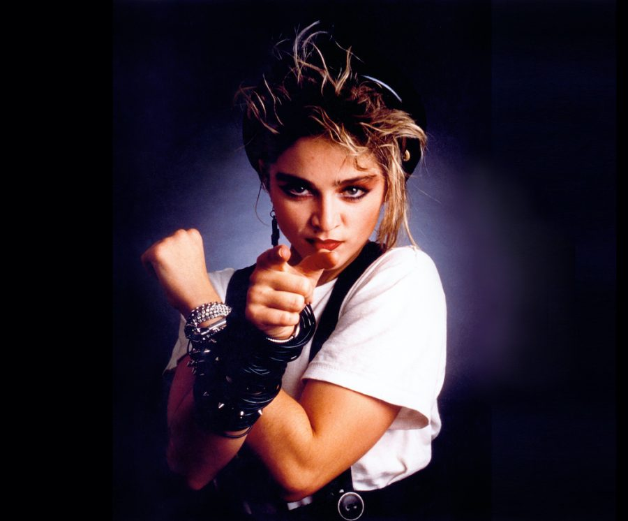 Flashback 80s ~ Madonna