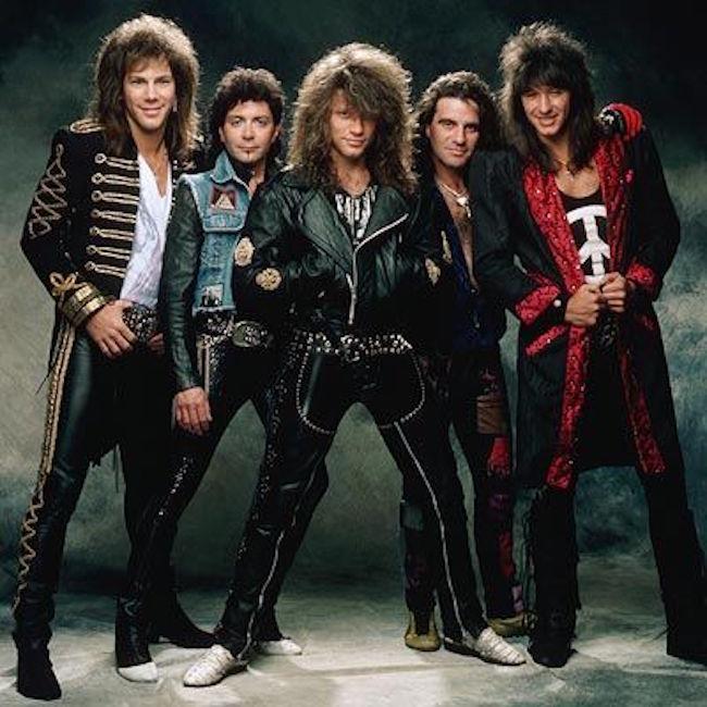 Flashback 80s ~ Bon Jovi