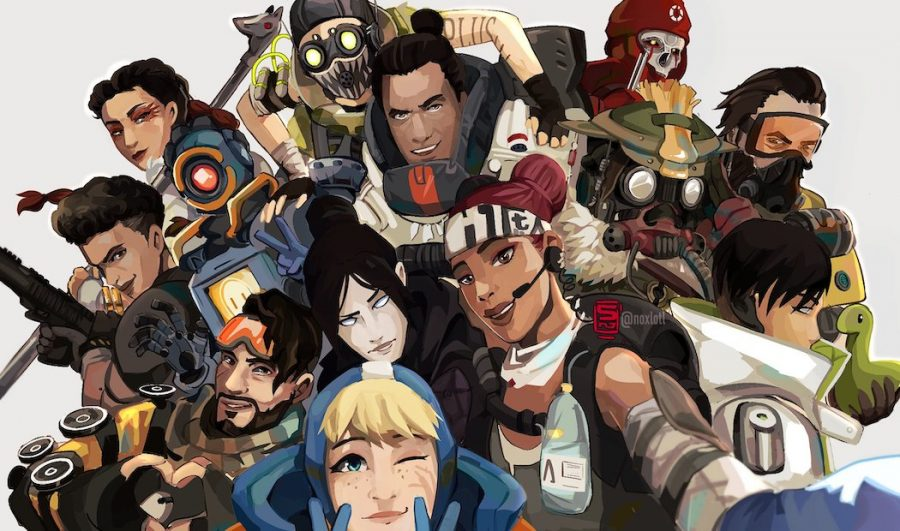 Apex Legends 8 coming soon!
