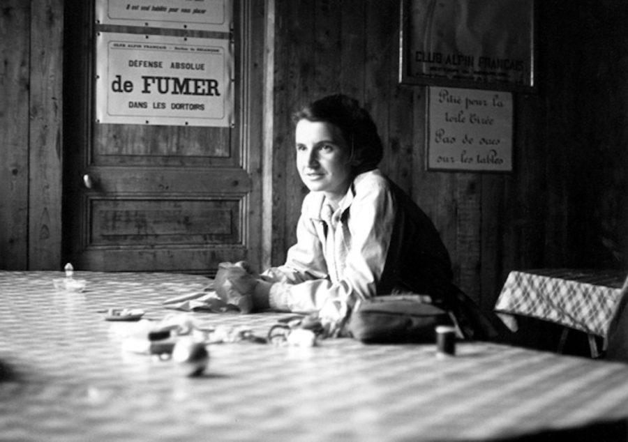 Rosalind+Franklin