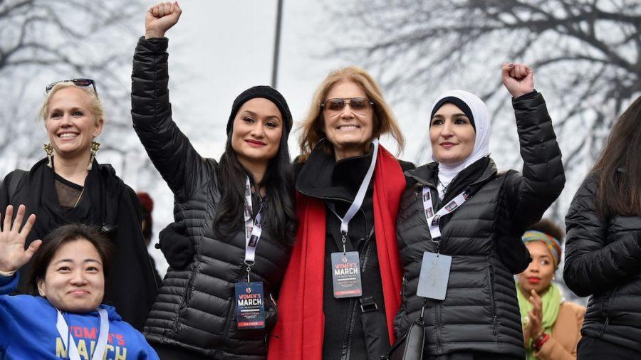 Gloria+Steinem