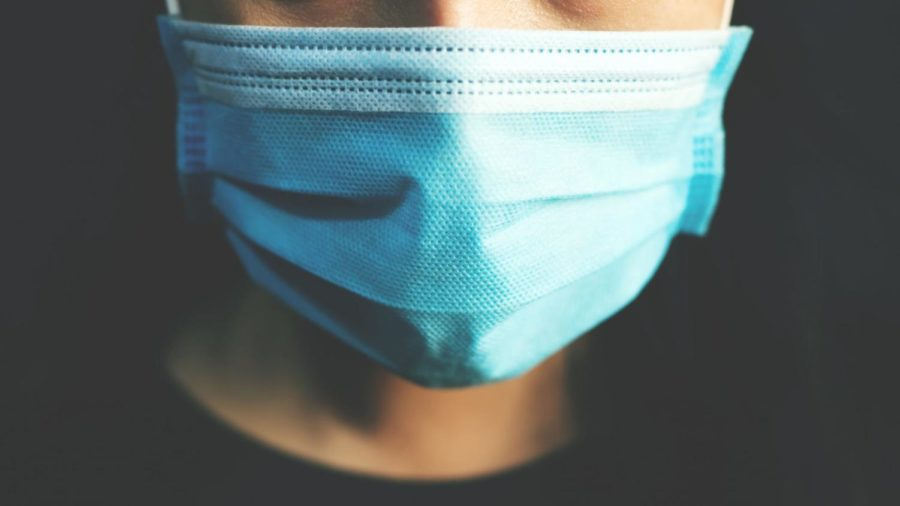 I like wearing masks